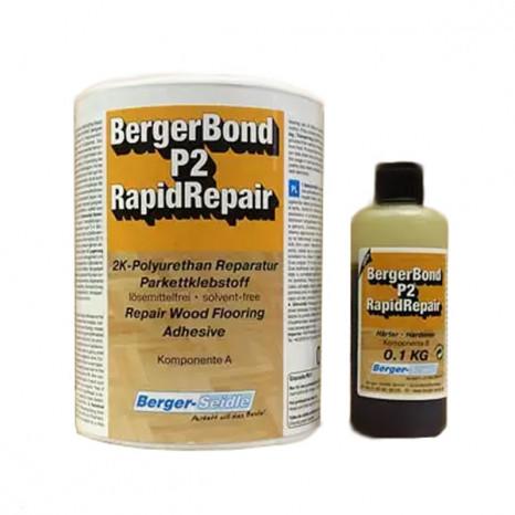 Двухкомпонентный ремонтный клей «Berger Bond P2 Rapid Repair»