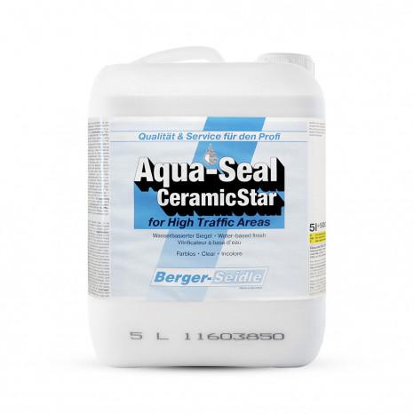 Лак для паркета «Berger Aqua-Seal CeramicStar»