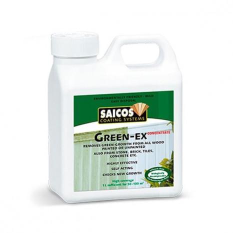 Концентрат для удаления зеленого налета SAICOS «Grun-Ex»
