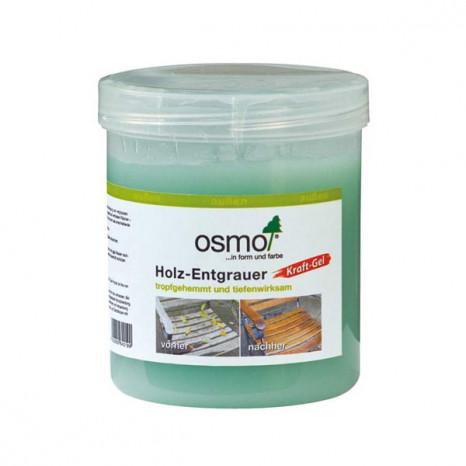 Средство для удаления серого слоя древесины OSMO Holz-Entgrauer Kraft Gel