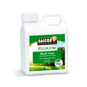 Чистящий концентрат для влажной уборки паркета Saicos «Ecoline Wischpflege»
