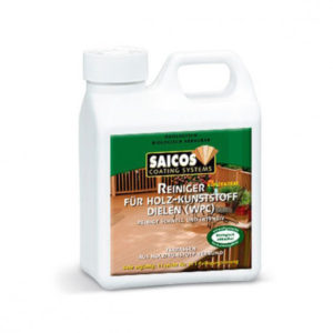 Очиститель для древесно-полимерных композитов SAICOS WPC Reiniger