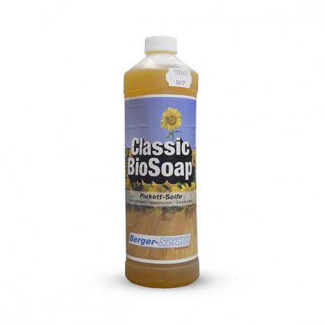 Универсальное средство для ежедневной очистки любых полов Berger «Classic Bio Soap»