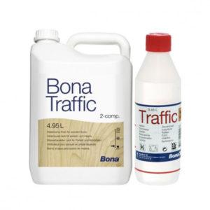 Лак для паркета «Bona Traffic»