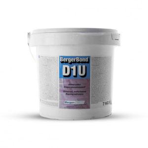 Клей для ПВХ «BergerBond D1U»