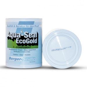 Лак для паркета «Berger Aqua-Seal EcoGold»