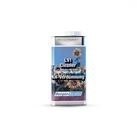 Средство для основной и промежуточной очистки паркета «Berger L91 Cleaner»