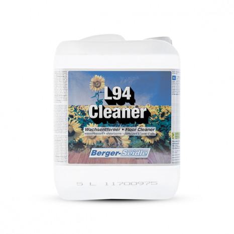 Средство для удаления пленок от средств по уходу за паркетом «Berger L94 Cleaner»