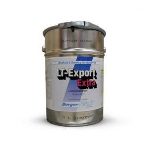 Лак для паркета Berger LT-Export Extra