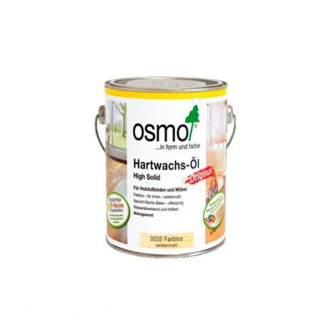 Масло воск для дерева OSMO Hartwachs-Ol Original