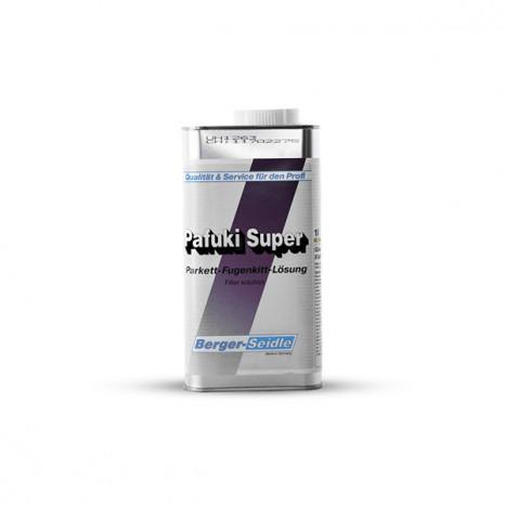Раствор для приготовления шпатлевки на основе растворителей Berger «Pafuki Super»