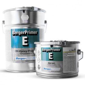 Двухкомпонентная эпоксидная грунтовка «Berger Primer E»