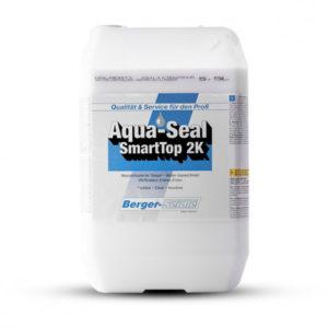 Лак для паркета «Aqua-Seal SmartTop 2K»