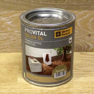 Тонированное масло глубокого проникновения «Weitzer Parkett ProVital Color Oil»