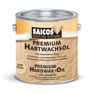 Масло для паркета «Saicos Premium Hartwachsol»