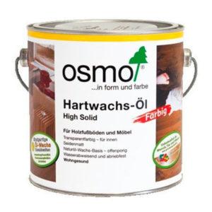 Цветное масло с твердым воском OSMO Hartwachs-Ol Farbig