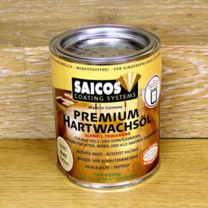 Масло воск для дерева «Saicos Premium Hartwachsolot»